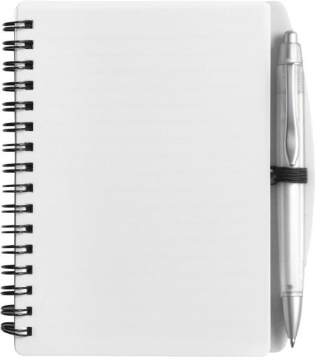 Relatiegeschenk Notitieboek Bright Small bedrukken