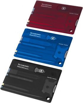 Relatiegeschenk Victorinox Swiss Card Quattro