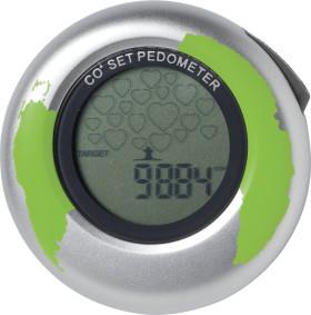 Relatiegeschenk Eco CO2 Pedometer
