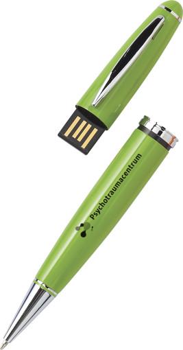 Relatiegeschenk USB Balpen bedrukken