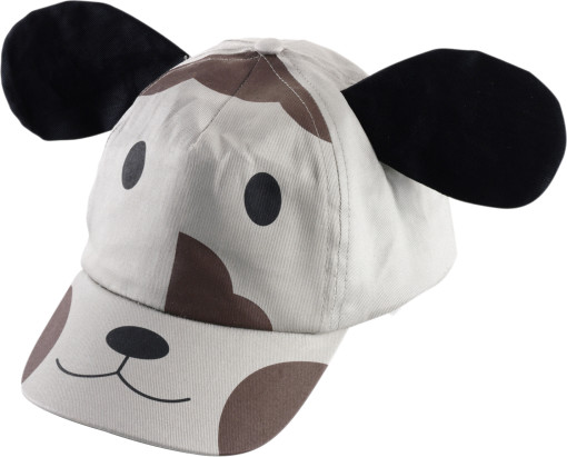 Relatiegeschenk Kindercap Animal bedrukken