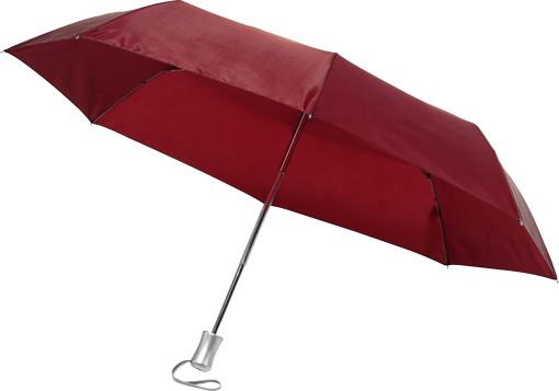 Relatiegeschenk Opvouwbare paraplu Reverse bedrukken