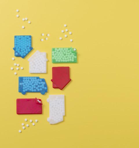 Relatiegeschenk Mintcard met suikervrij pepermunt bedrukken