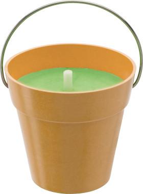 Relatiegeschenk Citronella kaars Bamboe
