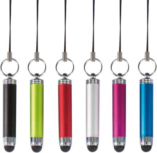 Relatiegeschenk 3-in-1 stylus pen Mobile bedrukken