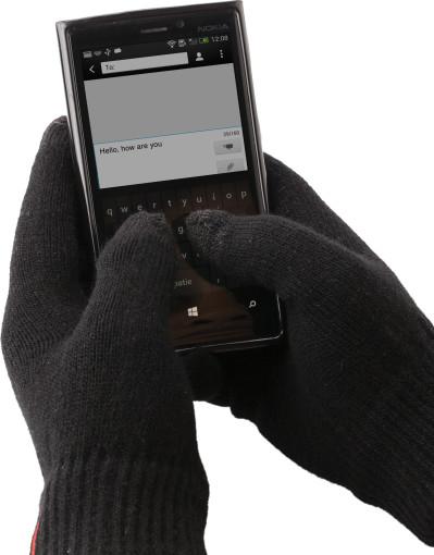Relatiegeschenk Touchscreen handschoen Bluetooth
