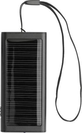 Relatiegeschenk Solar charger Duo
