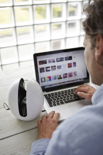 Relatiegeschenk Bluetooth Speaker Design bedrukken
