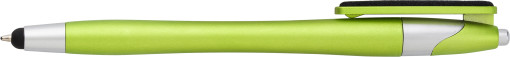 Relatiegeschenk Stylus pen Curve bedrukken