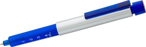 Relatiegeschenk Pen Syringe bedrukken