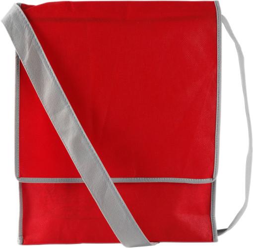 Relatiegeschenk Postmanbag Spirono bedrukken
