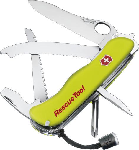 Relatiegeschenk Victorinox RescueTool bedrukken