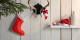 Relatiegeschenk Magnetische Kerstman bedrukken