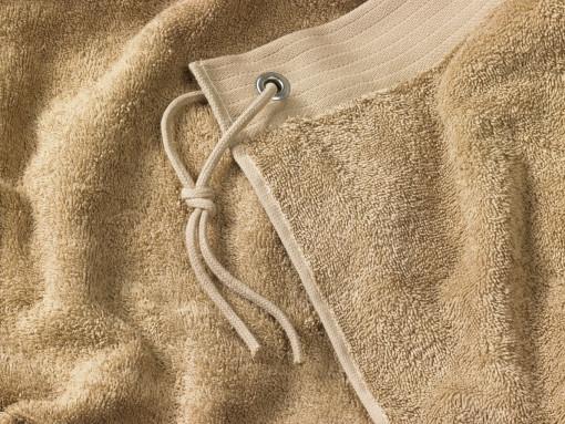 Relatiegeschenk Ambianzz Gold badlaken bedrukken