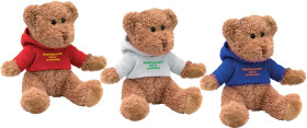 Relatiegeschenk Teddybeer Johnny