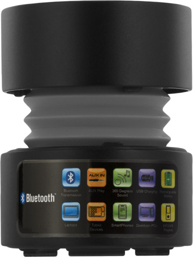Relatiegeschenk Difrnce Bluetooth Speaker bedrukken