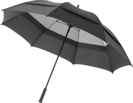 Relatiegeschenk Slazenger 30' dubbellaags Stormparaplu bedrukken