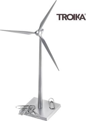 Relatiegeschenk Troika papercliphouder Windmolen