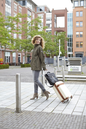 Relatiegeschenk Laptoptas Travel bedrukken