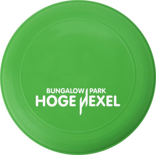 Relatiegeschenk Frisbee Freestyle bedrukken