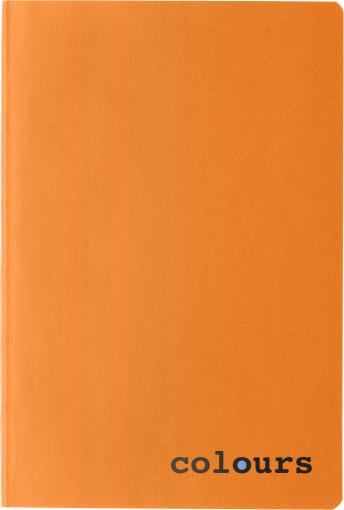 Relatiegeschenk Notitieboek/schrift Colour bedrukken