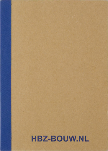 Relatiegeschenk Notitieboekje/schrift medium bedrukken