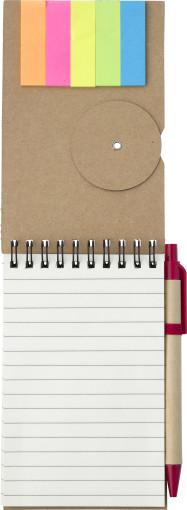 Relatiegeschenk Notitieboekje Eco bedrukken