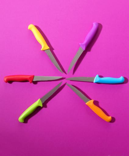 Relatiegeschenk Messenset Colour bedrukken