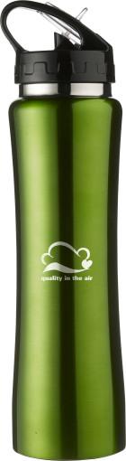 Relatiegeschenk RVS drinkfles bedrukken