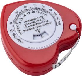 Relatiegeschenk BMI meter Hart