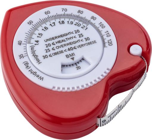 Relatiegeschenk BMI meter Hart bedrukken