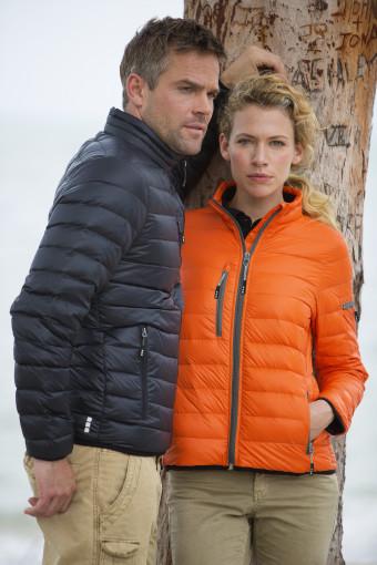 Relatiegeschenk Elevate Scotia light down jas bedrukken