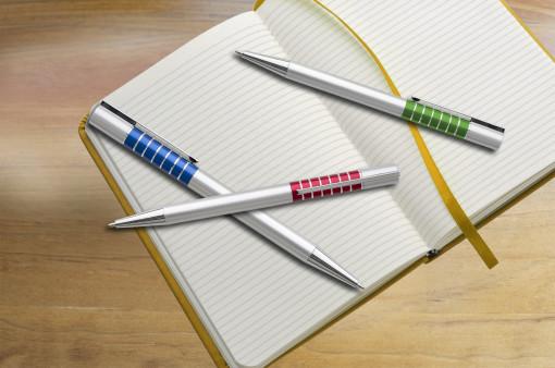 Relatiegeschenk Pen Deluxe Colour bedrukken