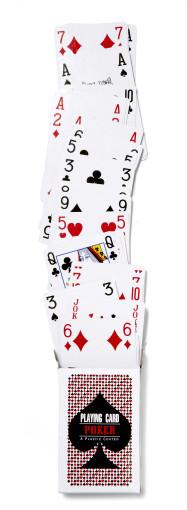 Relatiegeschenk Speelkaarten in doosje