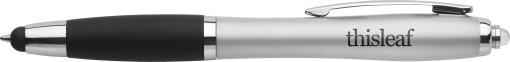 Relatiegeschenk 3 in 1 stylus pen bedrukken