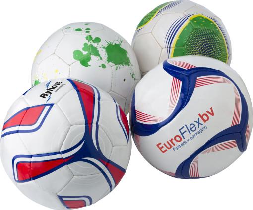 Relatiegeschenk Voetbal professional training 4-laags bedrukken