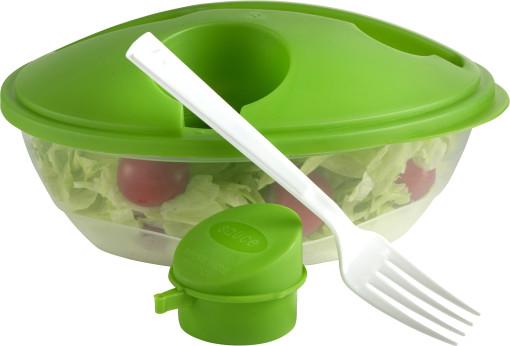 Relatiegeschenk Saladebak bedrukken