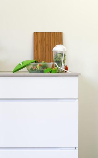 Relatiegeschenk Saladebeker Fresh bedrukken