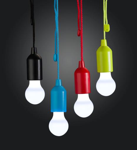 Relatiegeschenk Hanglamp Bulb bedrukken