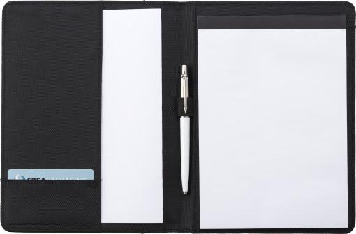 Relatiegeschenk Schrijfmap Script A5 bedrukken