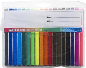 Relatiegeschenk Set van 18 viltstiften