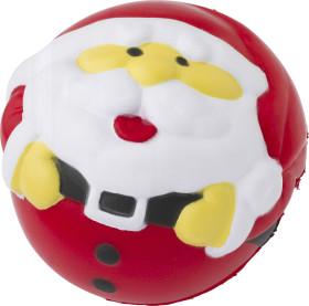 Relatiegeschenk Anti-stressbal Kerstman