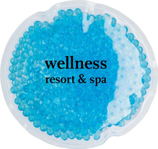 Relatiegeschenk Massage pad Circle bedrukken