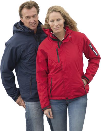 Relatiegeschenk Matterhorn 3-in-1 dames jas bedrukken