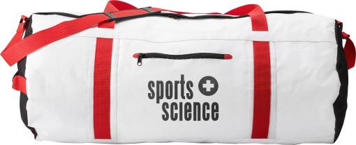 Relatiegeschenk Sporttas Basic bedrukken