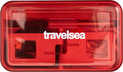 Relatiegeschenk Travelset Mobile bedrukken