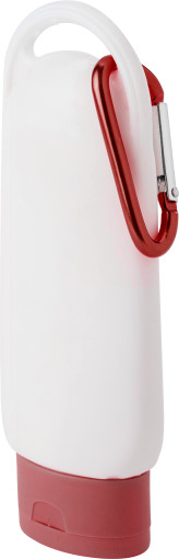Relatiegeschenk Zonnebrand lotion 60 ml bedrukken