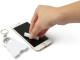 Relatiegeschenk 3-in-1 Sleutelhanger Smile met telefoonhouder bedrukken