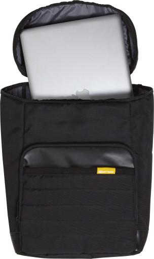 Relatiegeschenk Getbag Laptoprugzak bedrukken