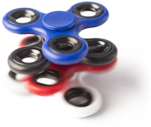 Relatiegeschenk Fidget Spinner bedrukken